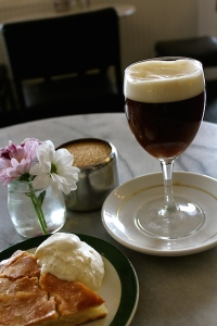 Irish Coffee & Apple Pie