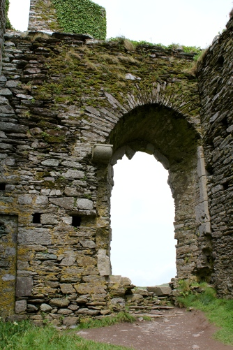 Ballycarberry Castle