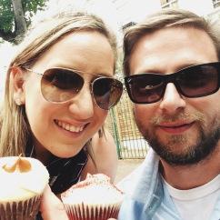Hummingbird Birthday Cupcakes