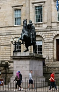 Edinburgh - Arthur Wellesley, 1st Duke of Wellington Statue