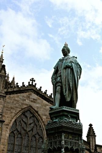 Adam Smith's Statue