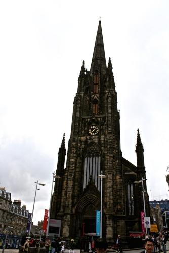 Edinburgh - The Hub