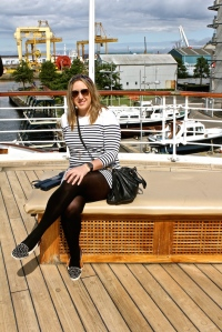 On Board -The Royal Yacht Britannia