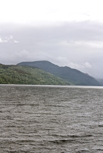 Loch Ness - hunting for Nessie